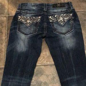Women miss me jeans